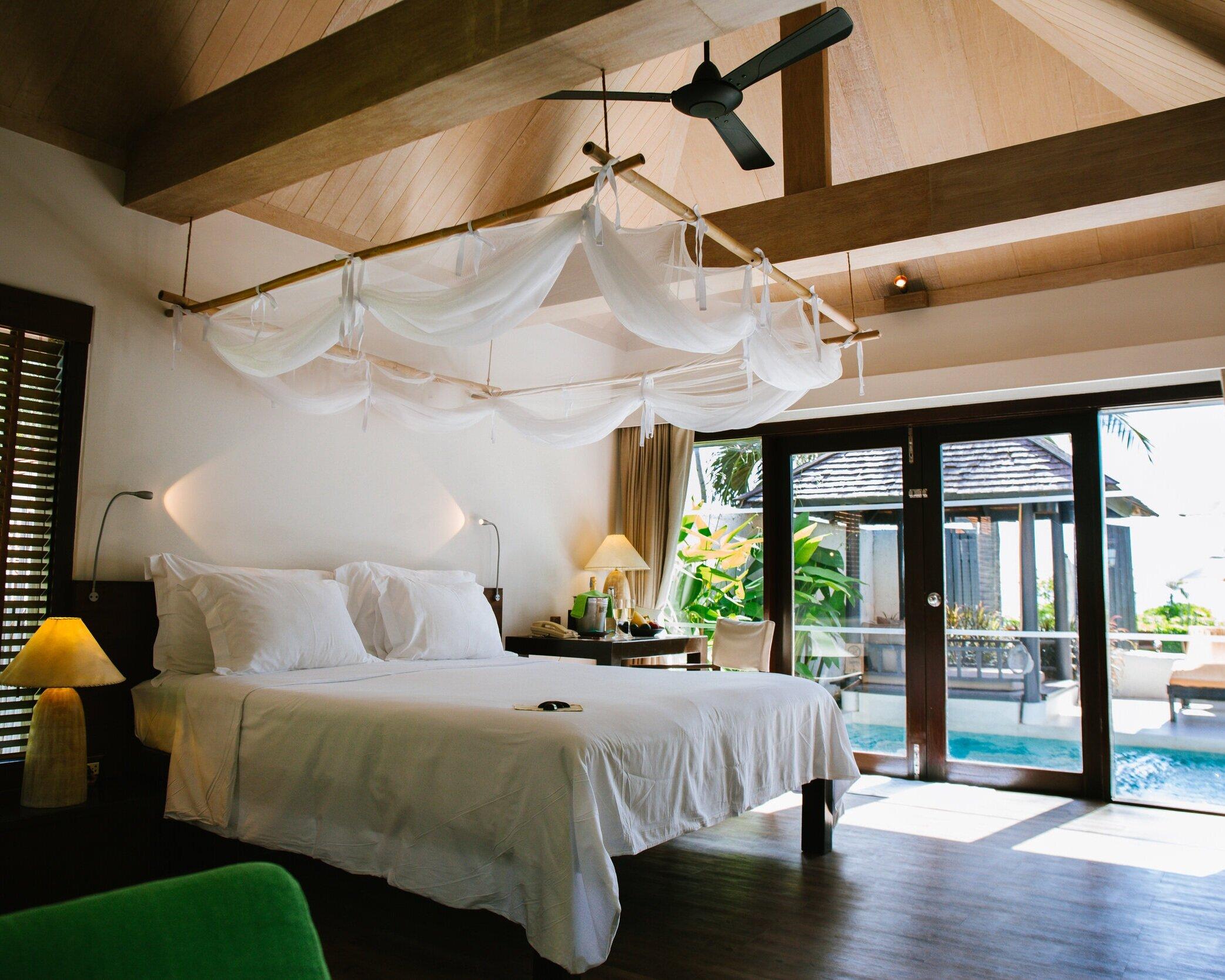 Evason Hua Hin Resort Bedroom