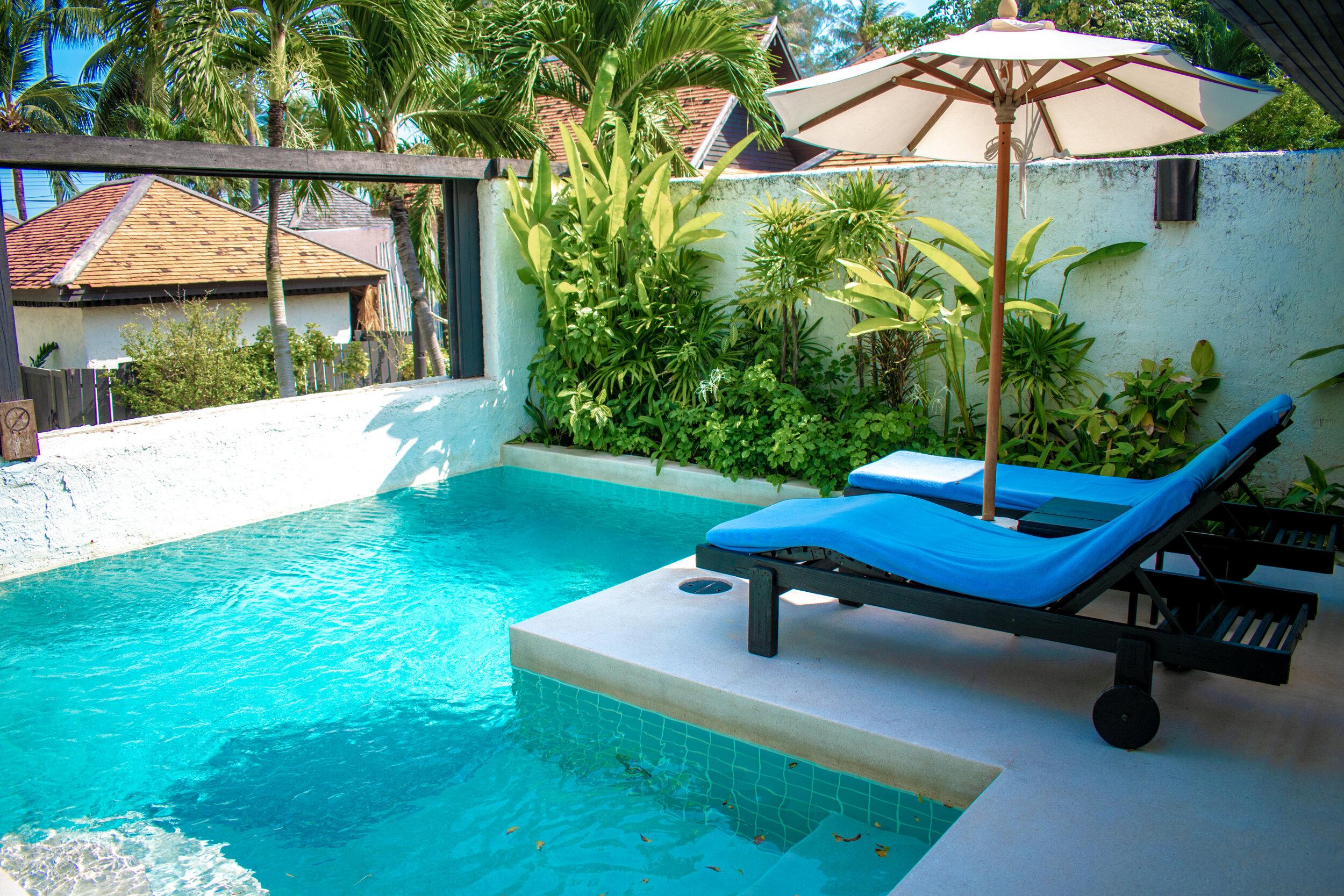 Evason Hua Hin Pool Villa
