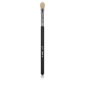 Blending Brush   If you're applying more than one eyeshadow, you must follow the golden rule: blend, blend, blend. Featuring wide, flat bristles and a slightly tapered head, this brush lets you smooth and blend your eyeshadow for an Instagram-worthy finished look.   Try: Sigma Beauty Blending Brush