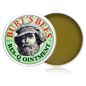 Beeswax Kills Bacteria and Protects Damaged Skin  Beeswax has antibacterial, anti-inflammatory and protective qualities that make it a bruise-fighting wonder ingredient. Burt's Bees Res-Q Ointment is 100% natural and is formulated to provide relief, while speeding up recovery time. Other notable ingredients, comfrey, allantoin and lavender extract help to prevent scarring and keep bacteria away from your wound.   Try: Burt's Bees Res-Q Ointment