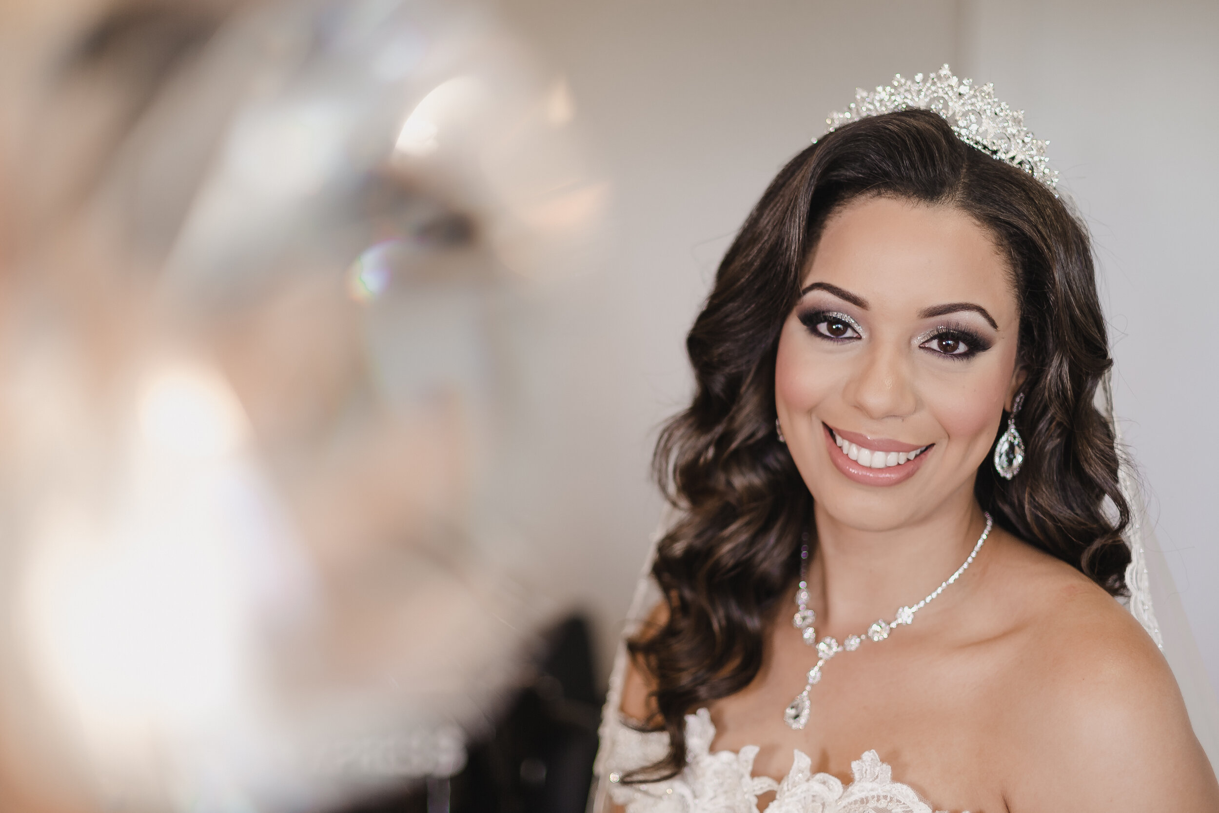 Wedding Makeup In Dc Maryland And