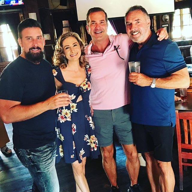 Colleagues and Friends for so many years! Just adore these guys! 😍#exprealty #exp #losangelesrealestate #goodtimes #laughs #friends #colleagues #love #life #grateful