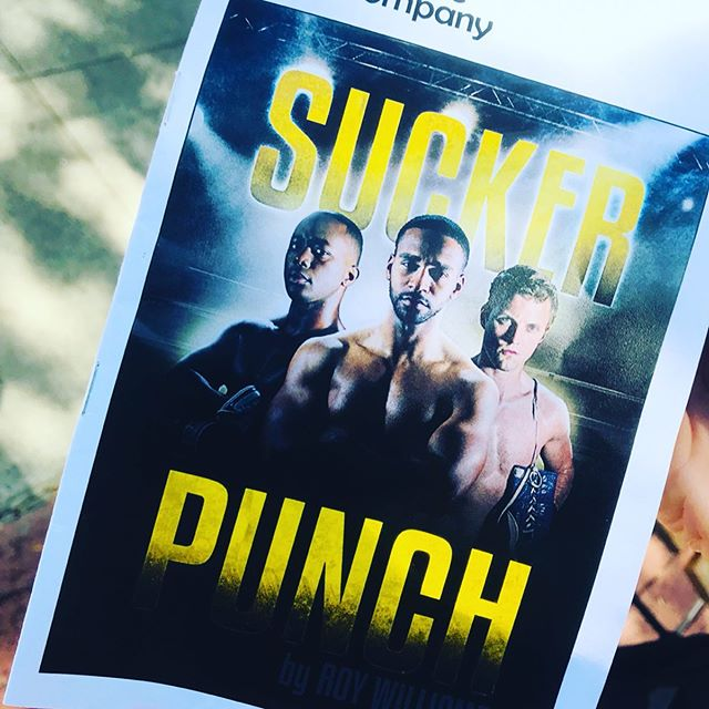 Incredible show from @coeuragetheatrecompany and Director @shepdawg1122 Sucker Punch is beautiful, intense and physically daunting! Everyone killed it especially my friend @brandonruiter !! 👏🏼🕺🏻💪🏻🎭#losangelestheatre #actorslife #matinee #saturday #friends #love #life #grateful