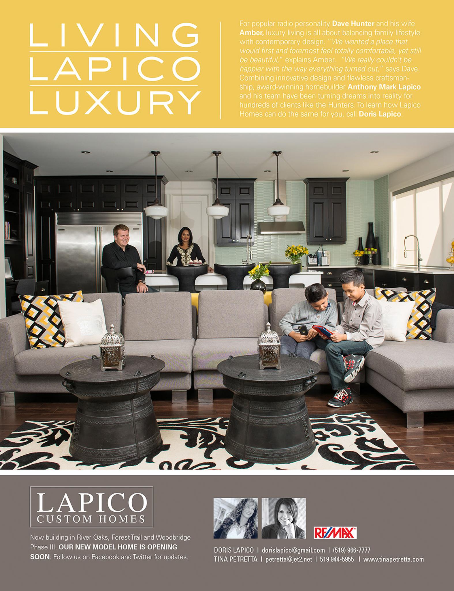 Lapico Custom Homes