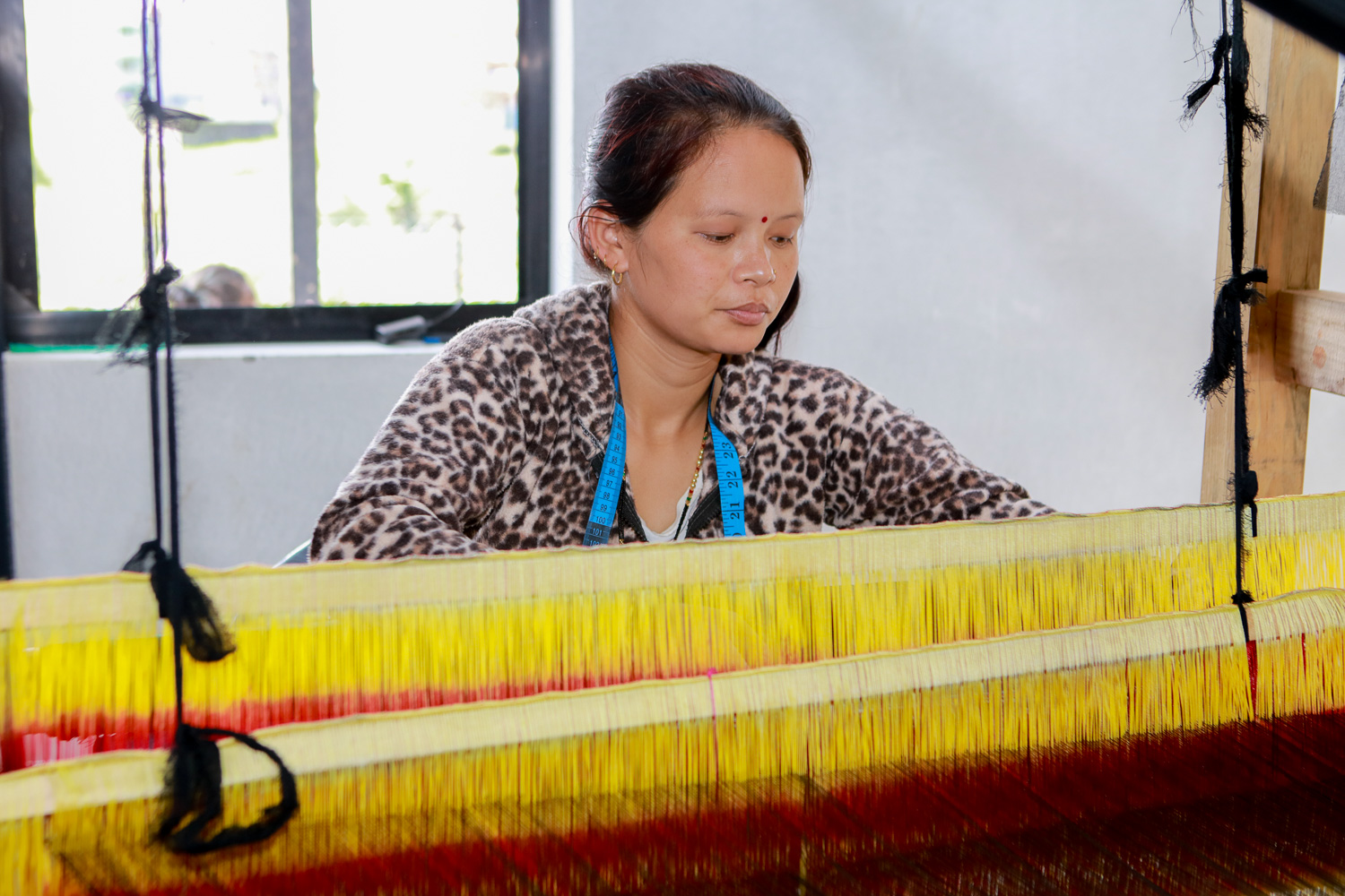 Weaving for Empowerment