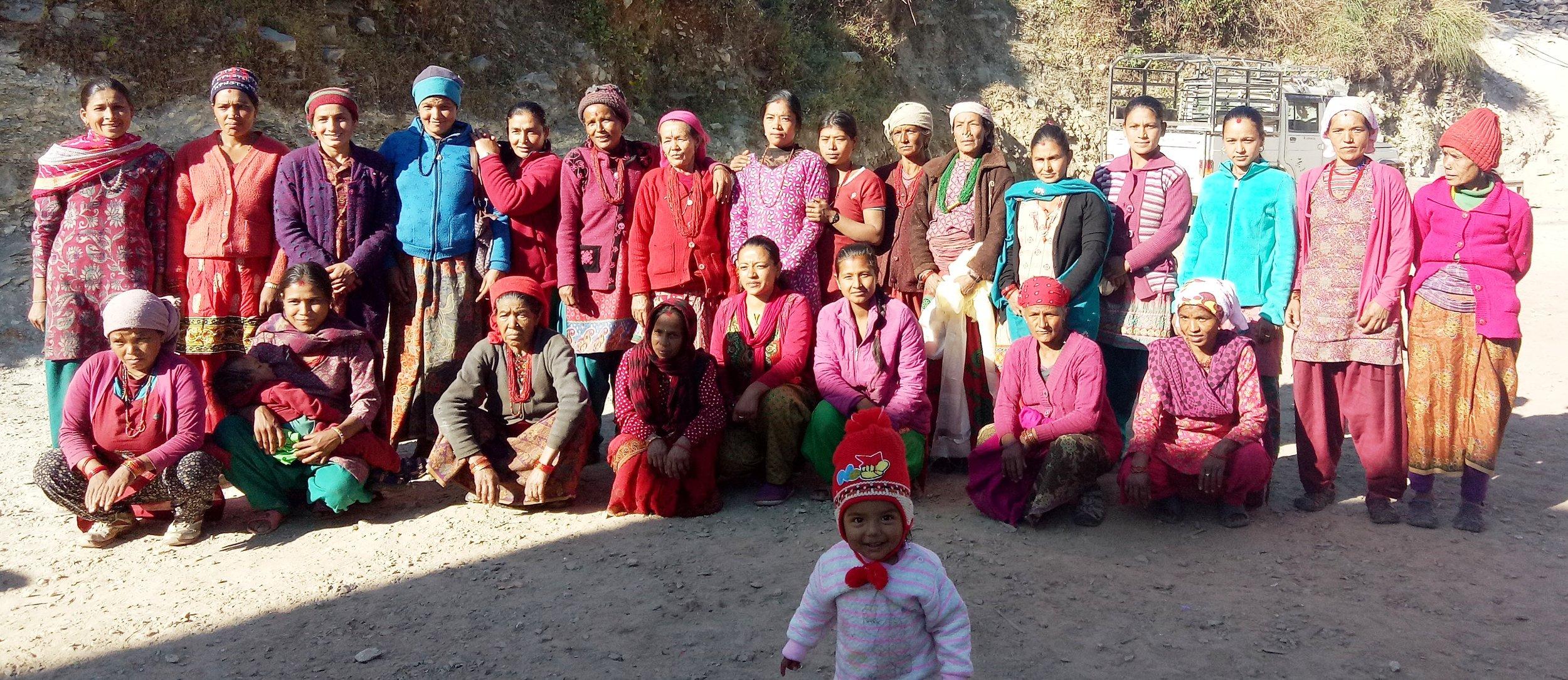 women empowerment in Nepal