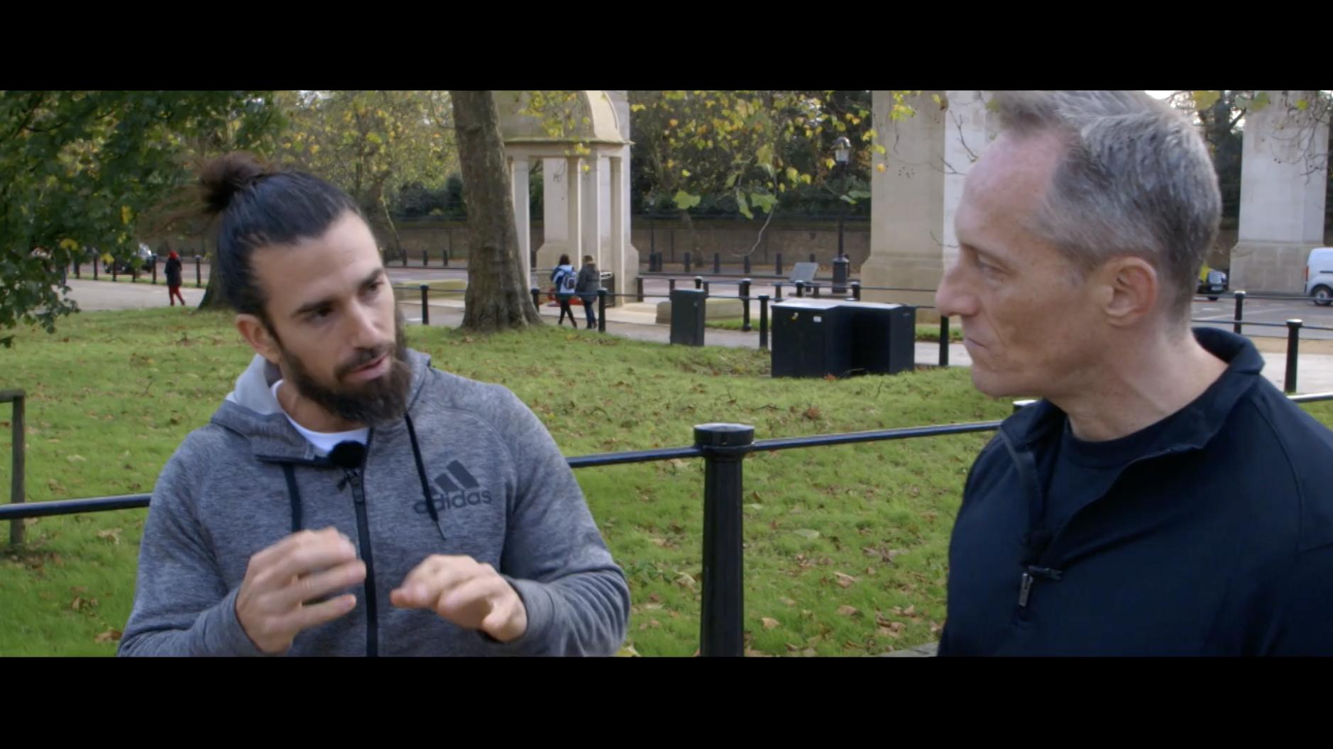 Ido Portal - A Moving Conversation | London Real