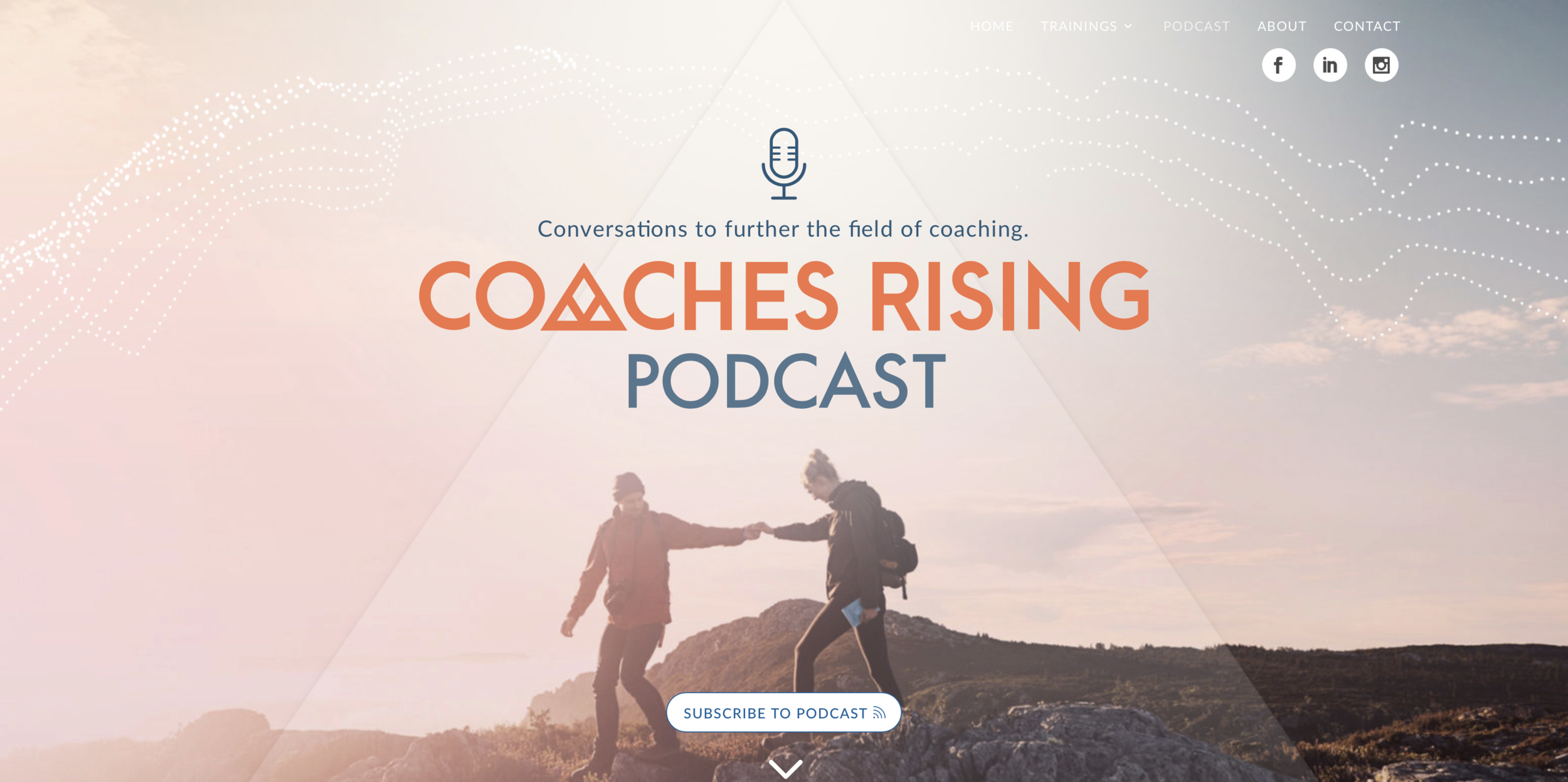 Coaches Rising Podcast