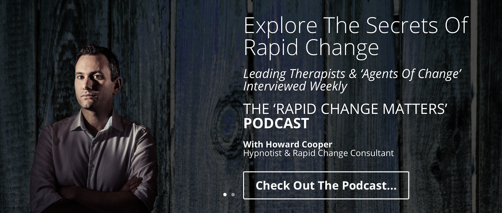 Rapid Change Matters - Podcast | Rapid ChangeWorks