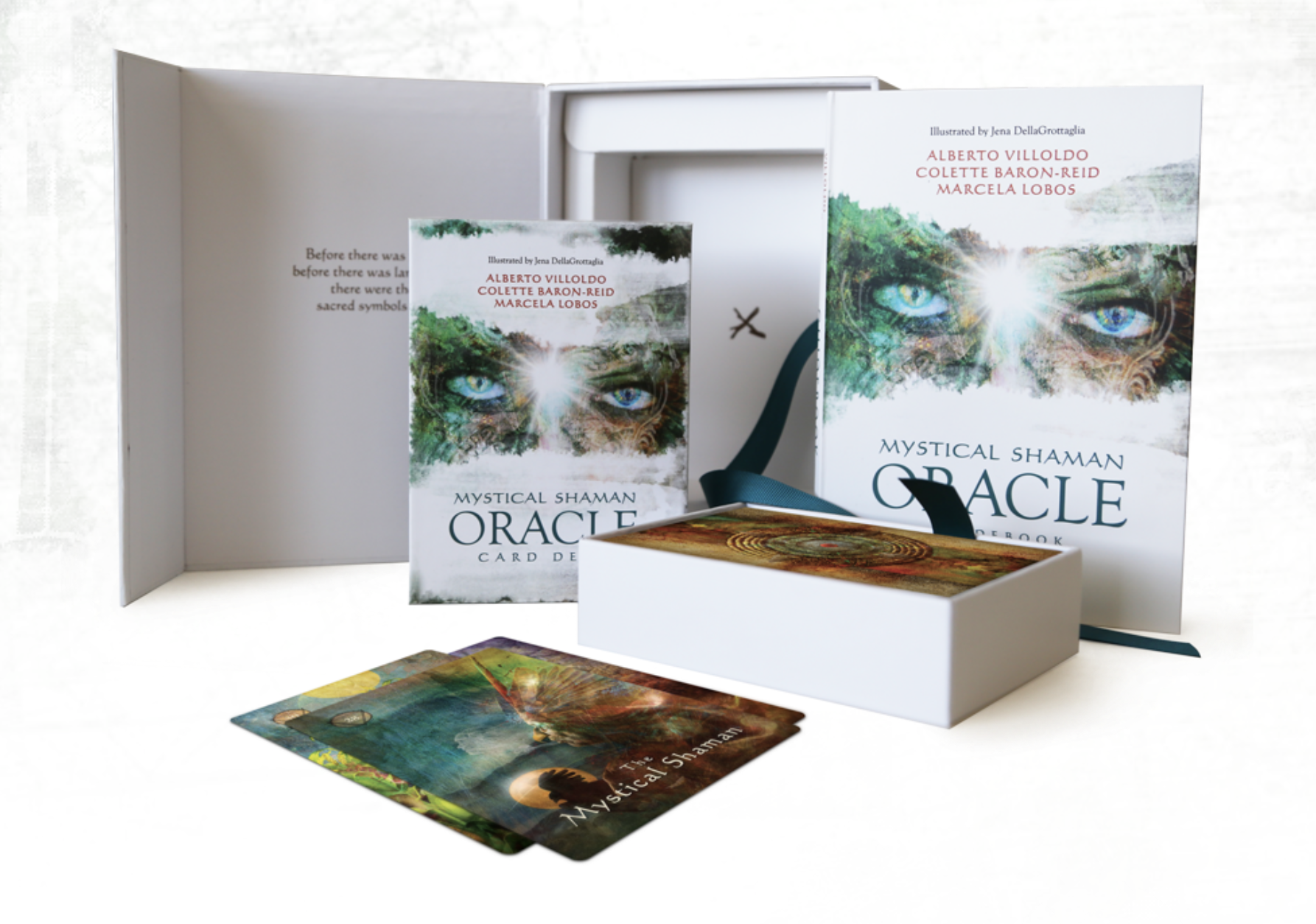 Mystical Shaman Oracle Card Deck | Colette Baron-Reid