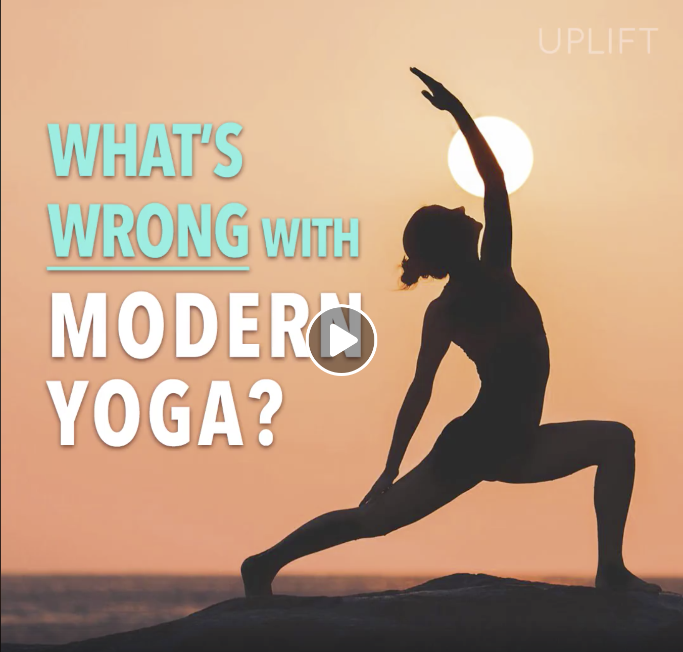 What's Wrong with Modern Yoga | Mark Whitwell
