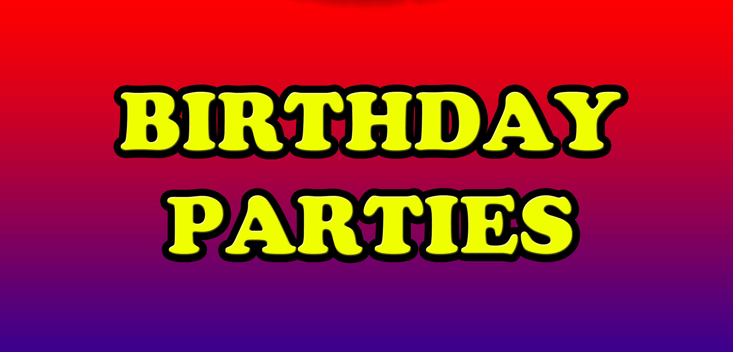 Perfect for that Special Birthday or Celebration -