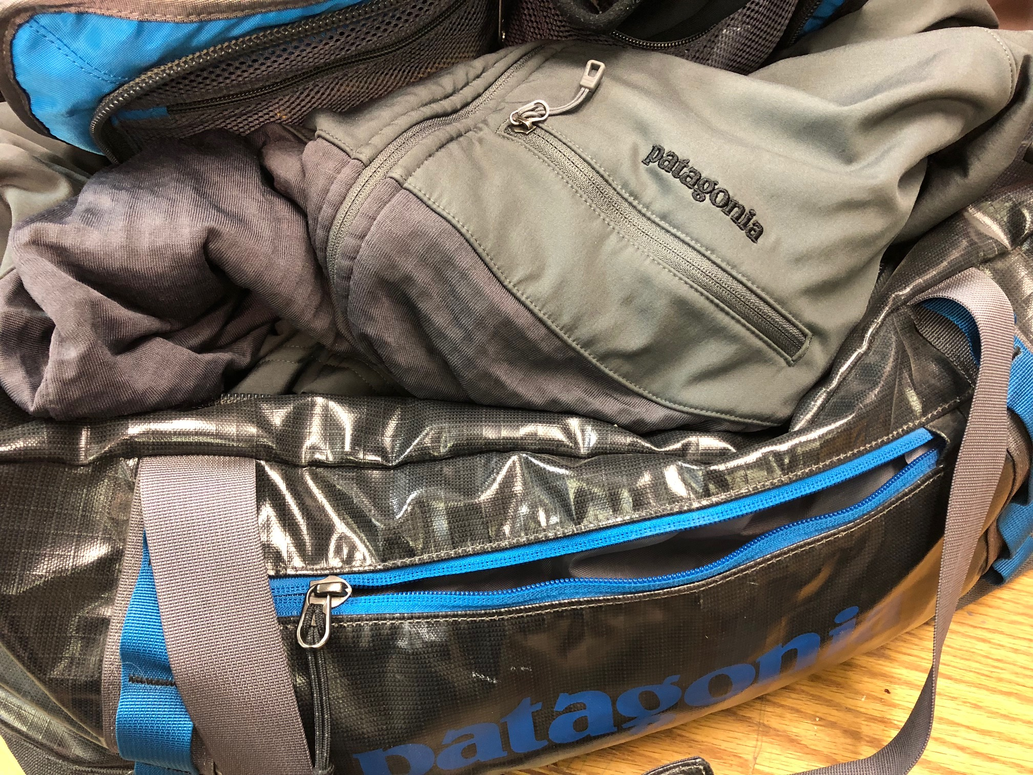 Patagonia Gear (Bags and Underwear)