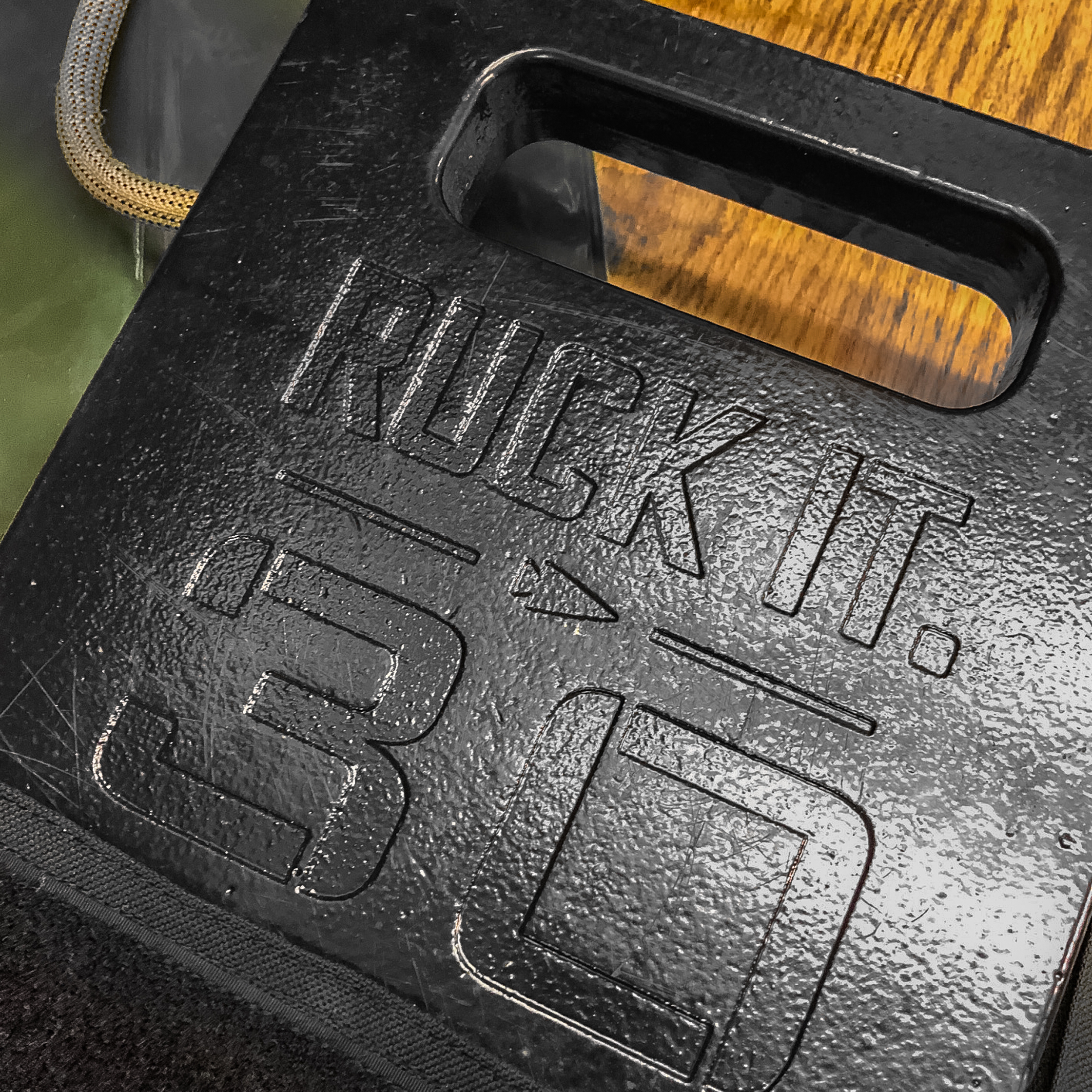 Ruck Plate