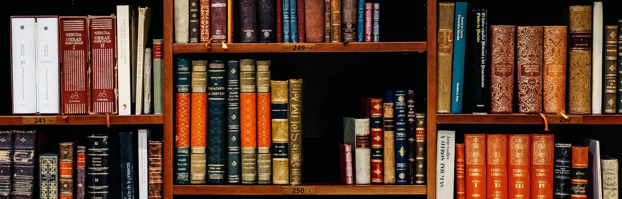 Library - Great reads