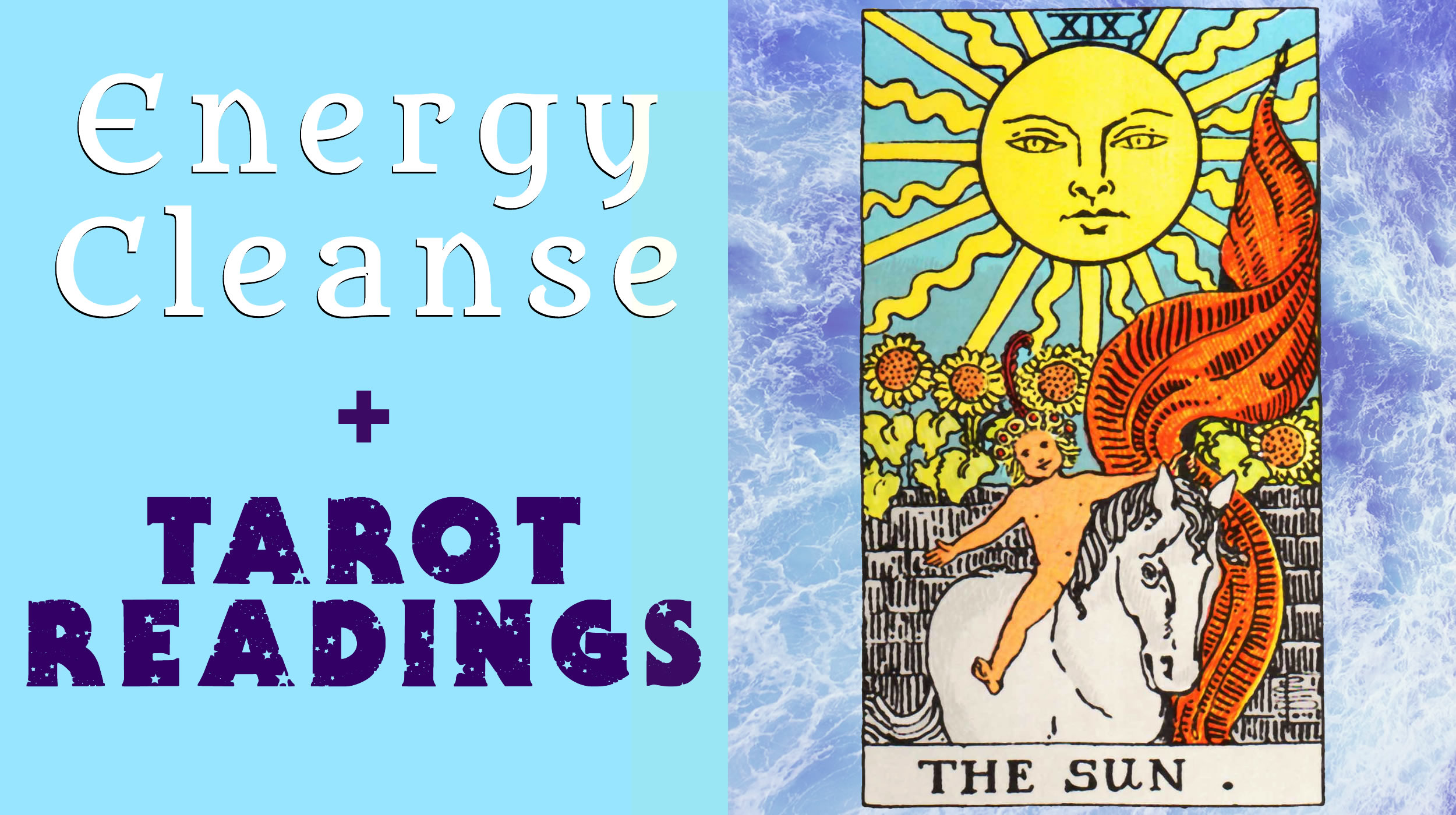 Energy Work + Tarot