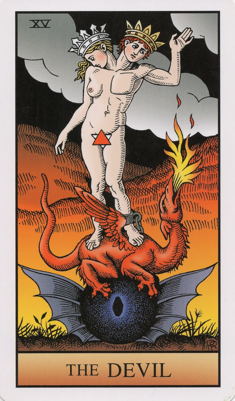 Tarot + Demonic Banishment -