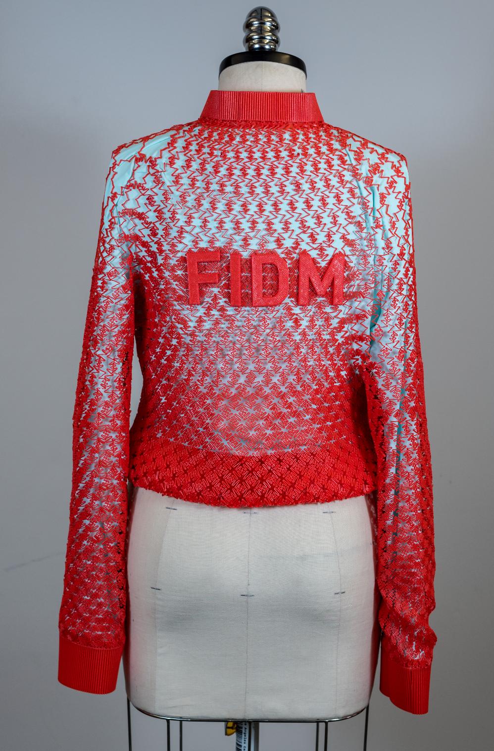 3D Printed FIDM Jacket by Danit Peleg