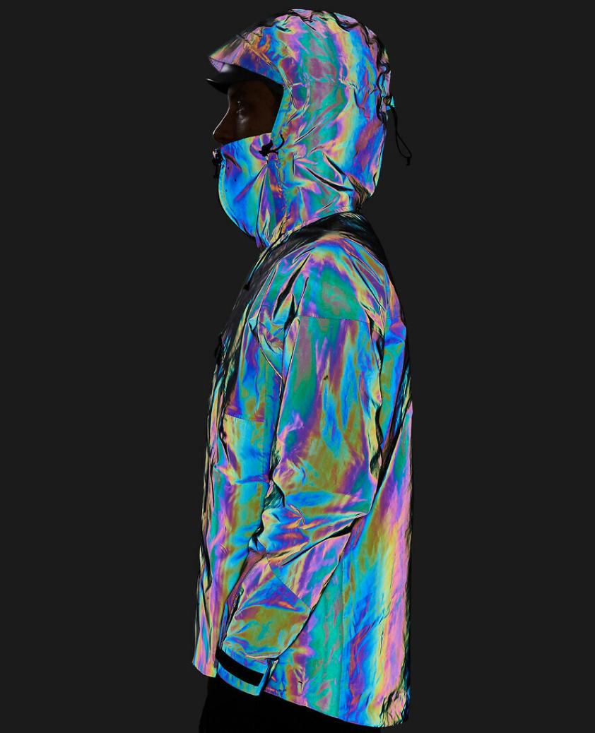 Black Squid Jacket by Volleback
