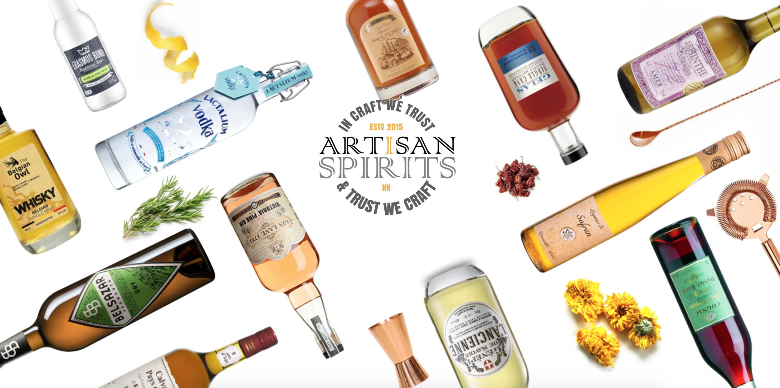 www.drink-with-spirit.com - THE ARTISAN SPIRITS
