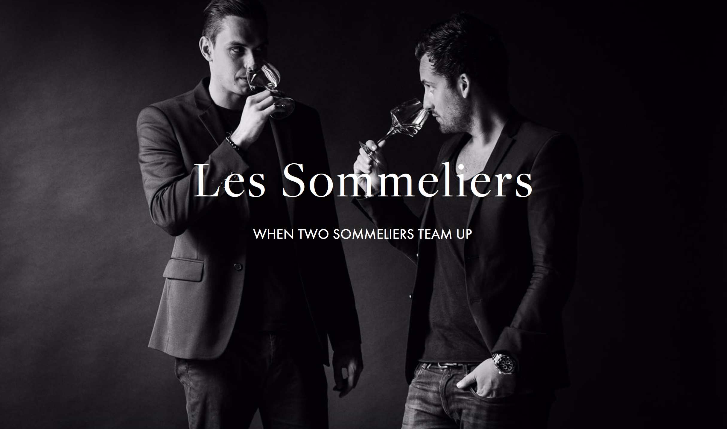 www.lessommeliers.co - LES SOMMELIERS