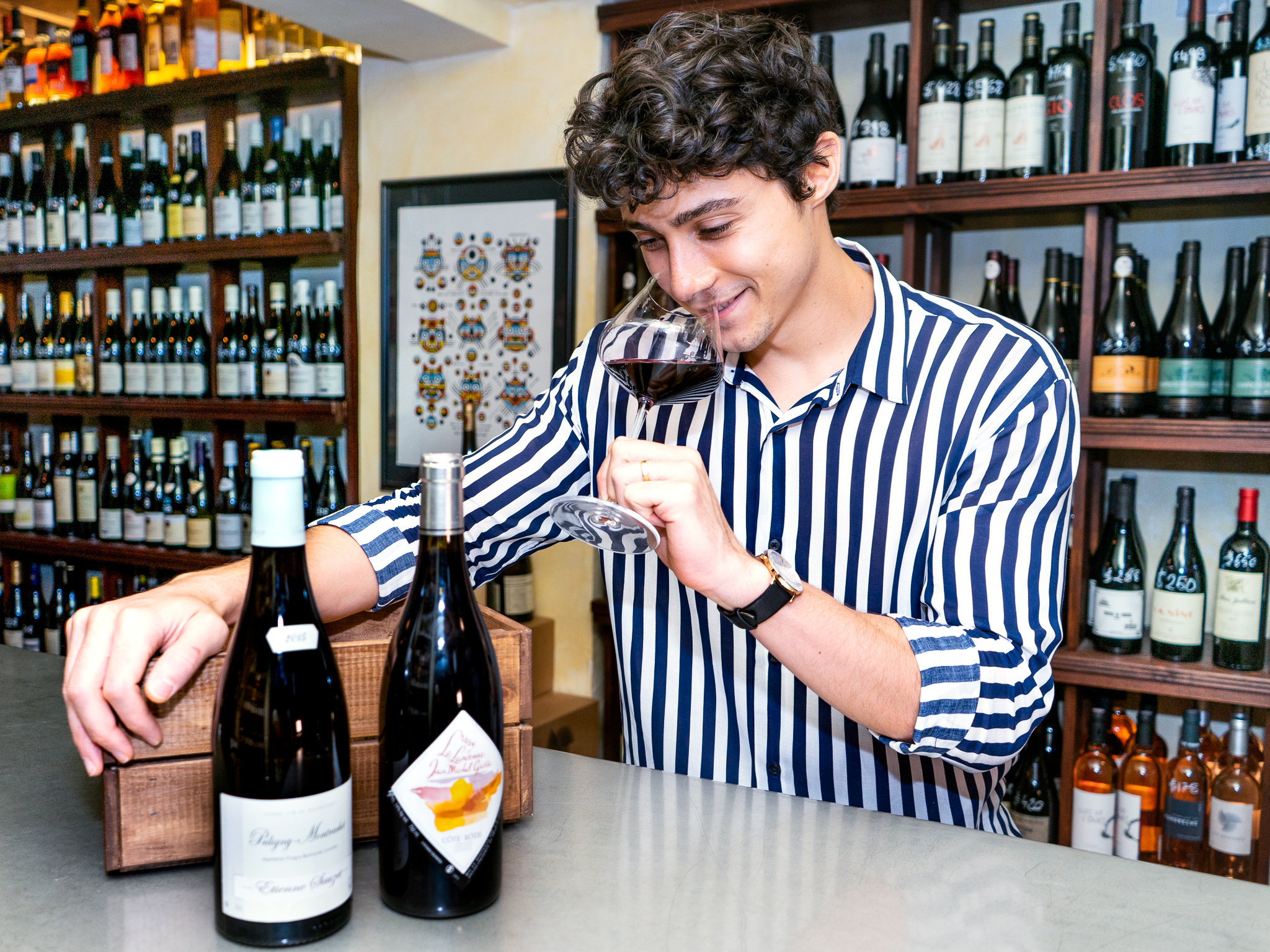 NICOLAS NOSTA - « Our Brazilian winelover »