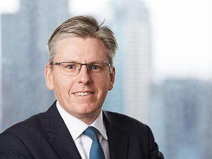 Hamish Tadgell, Chairman