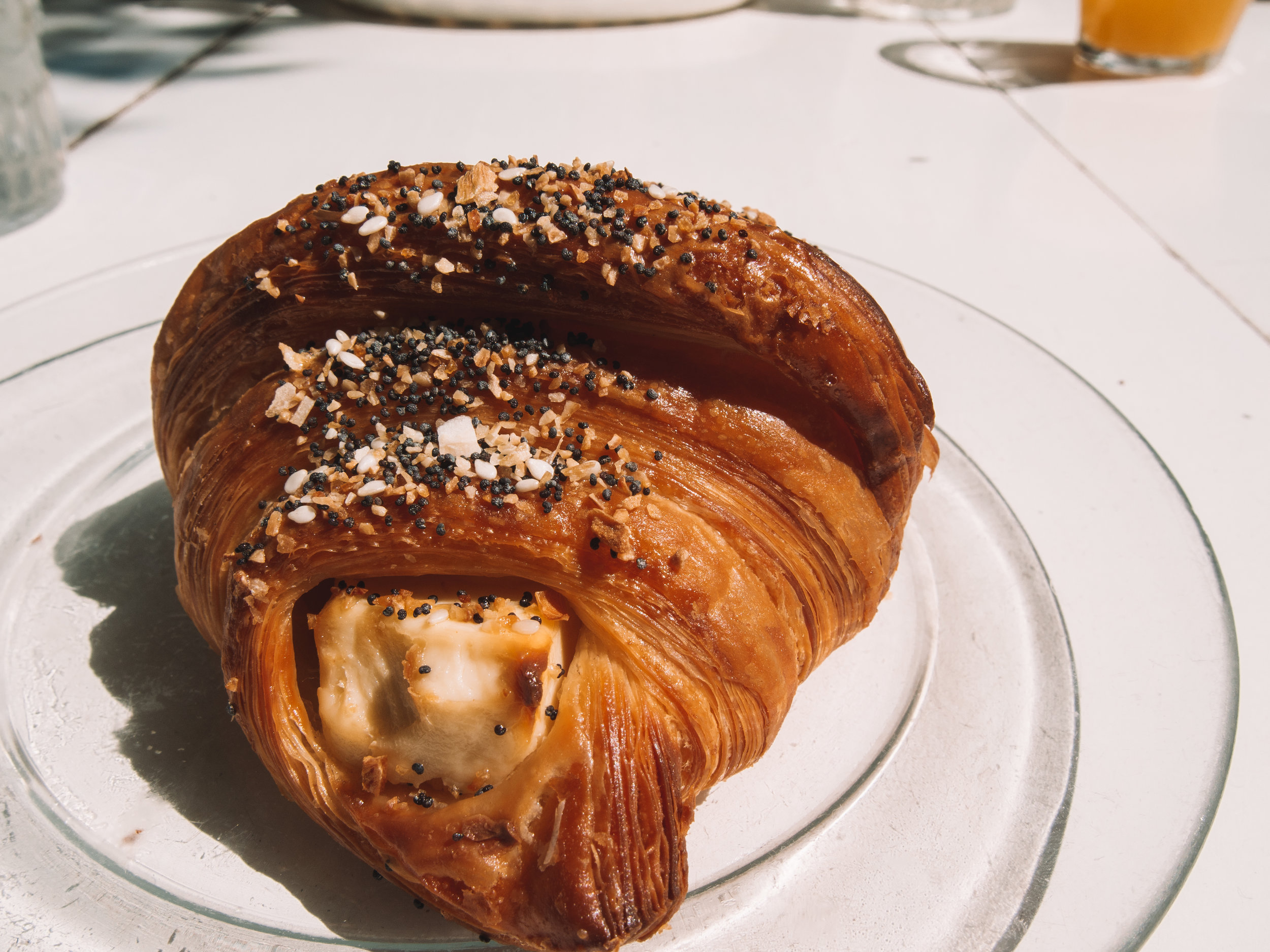 everything croissant