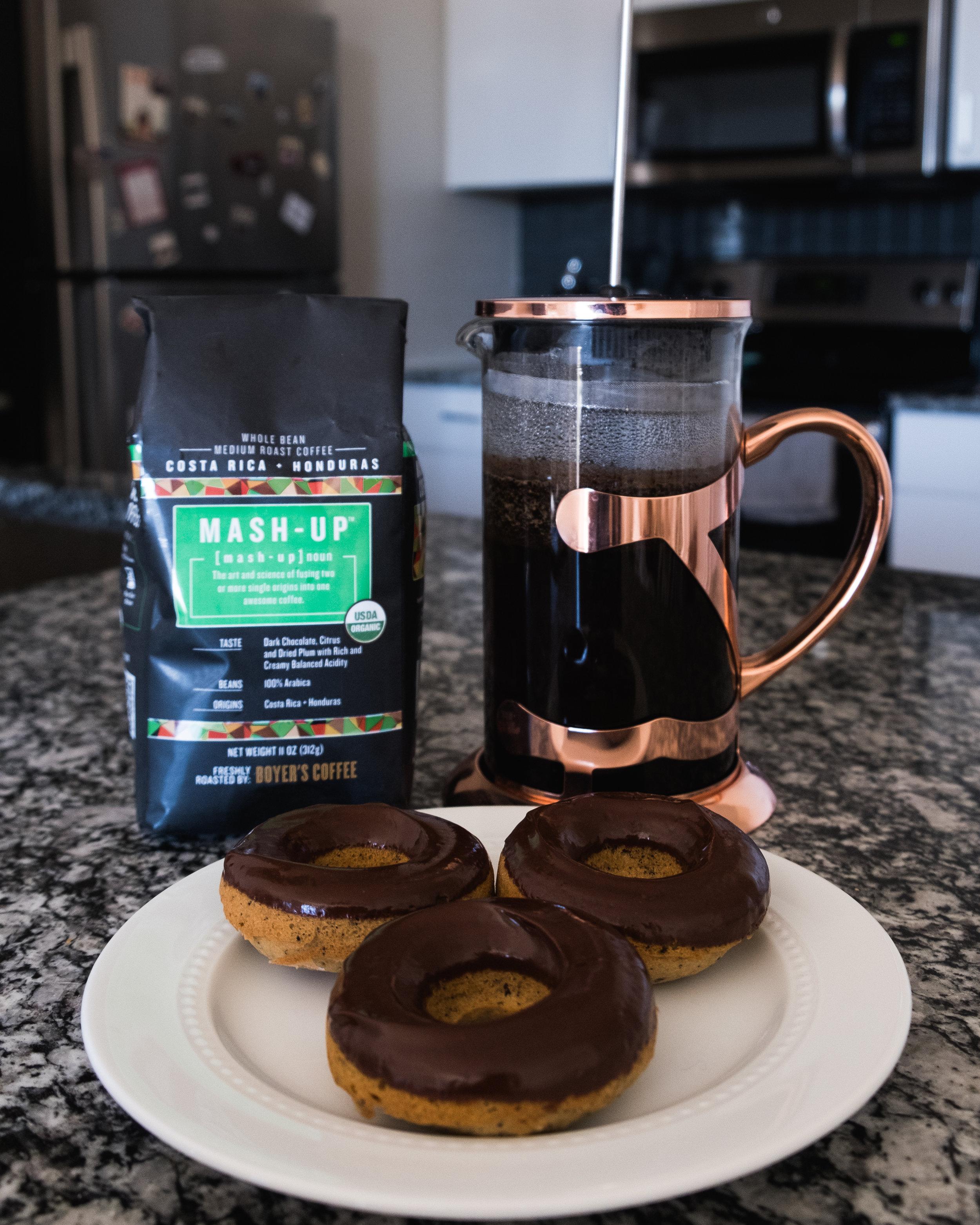 boyers coffee donuts