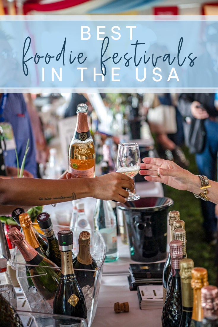 Best foodie festivals