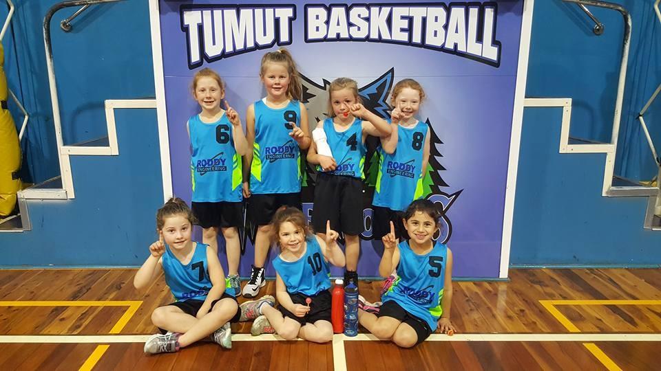 Tumut Basketball -