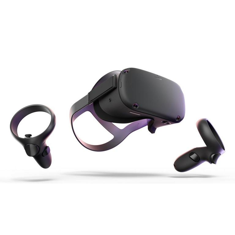The Oculus Quest.