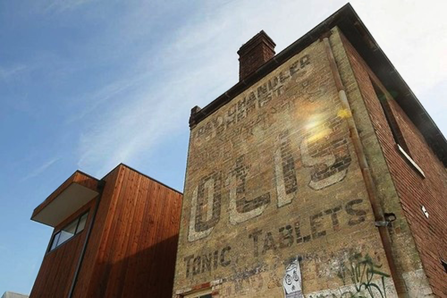 Ghost signs of Melbourne / Photograph by Ken Irwin