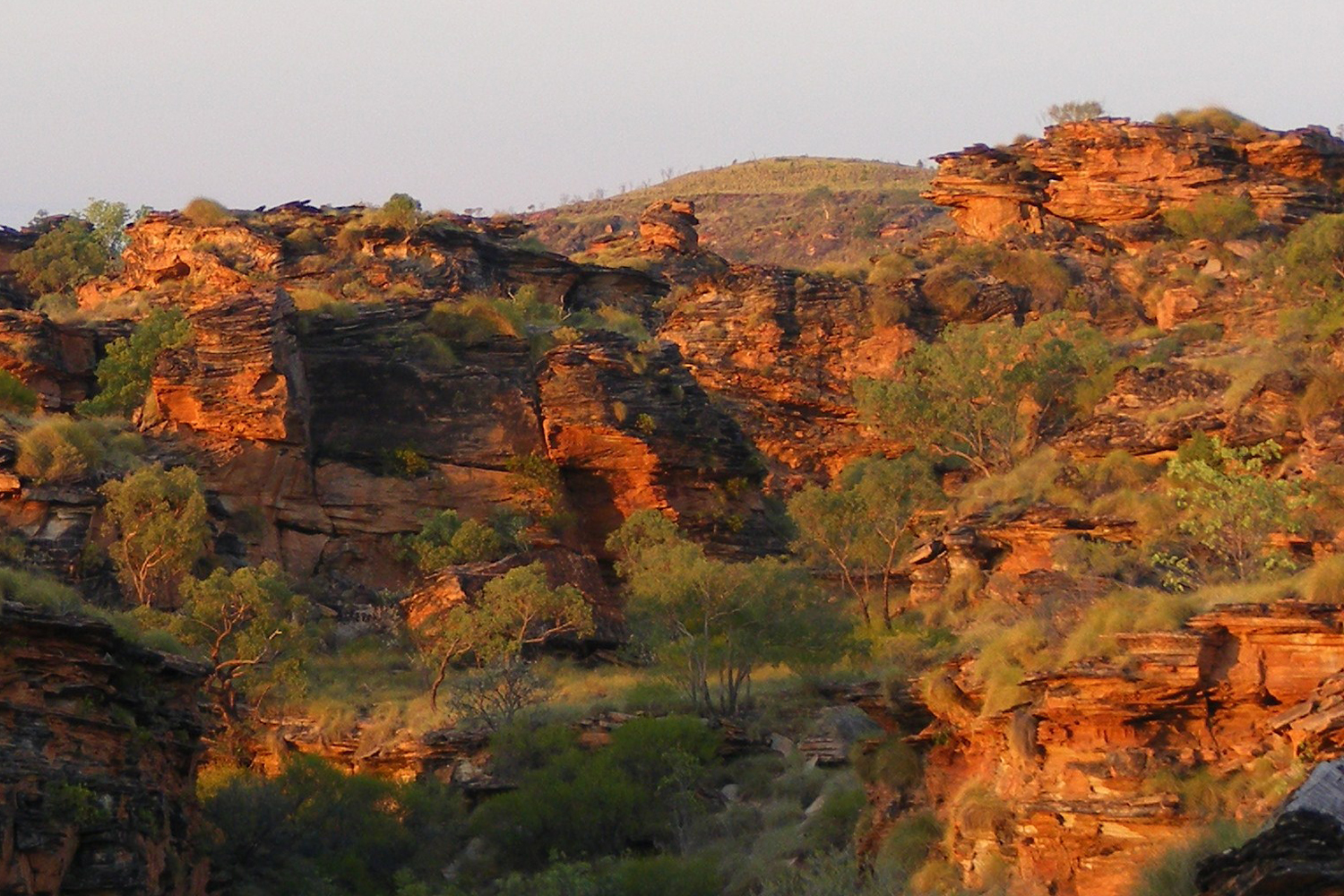 Mirima National Park, near Kununurra, is a culturally significant place for the local Miriwoong people