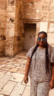 Pilgrimaging through Jerusalem, Israel