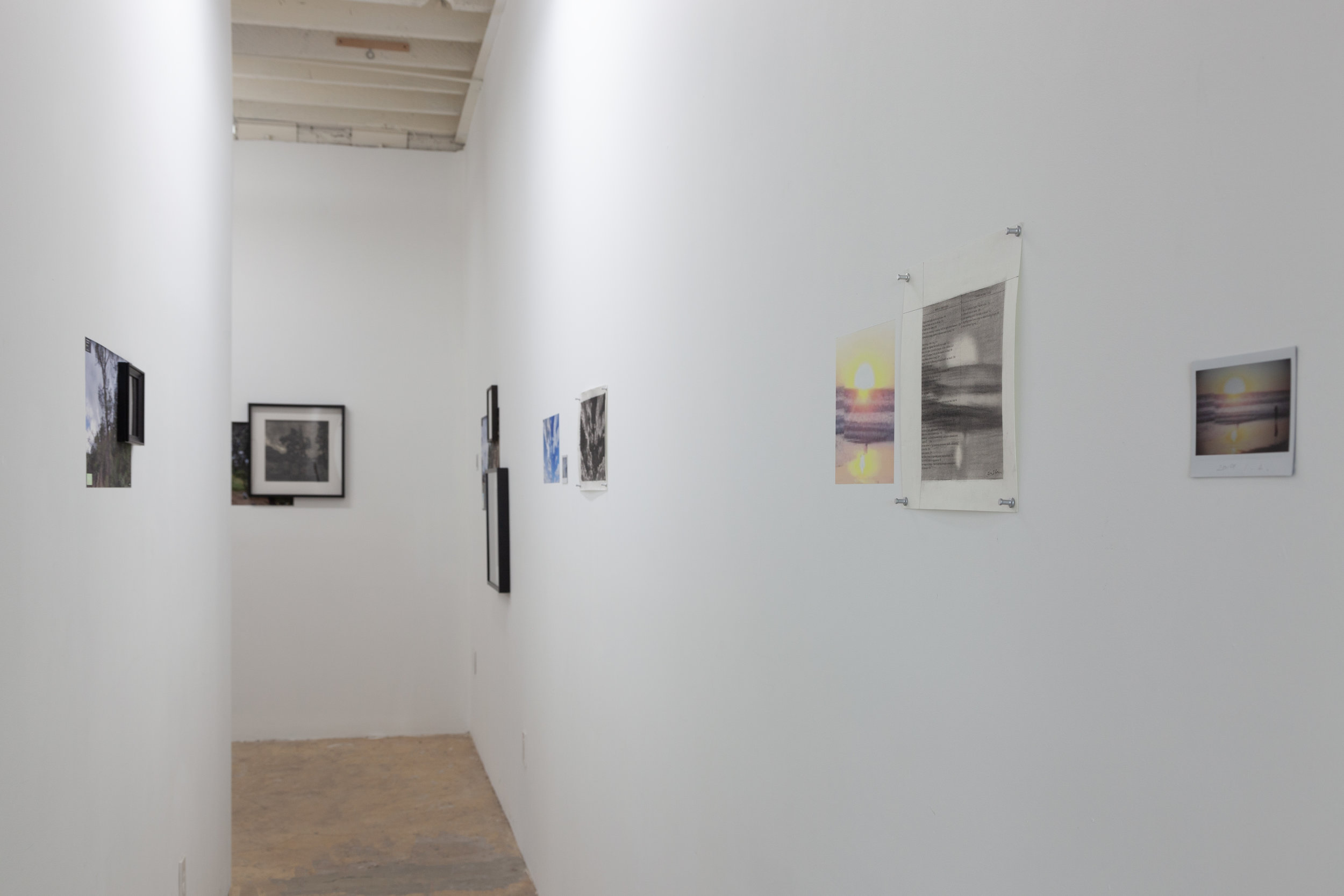 Installation view of  Li Shun: Chinglish , 19 January 2019 - 28 February 2019. Courtesy of Make Room, Los Angeles.