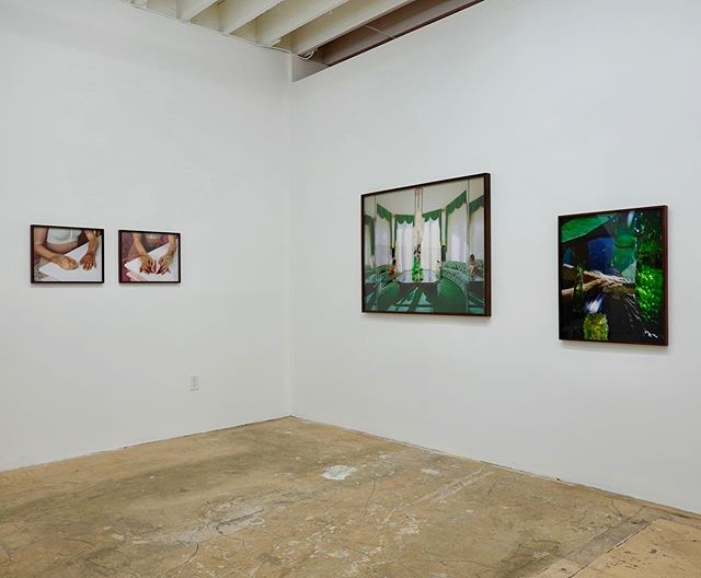 """Ilona Szwarc """"Unsex me here"""" is on view at Make Room through June 1, 2019. - Special hours today: 2-7 pm"""