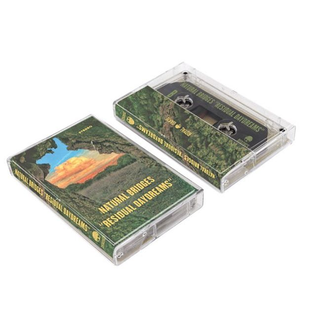 Pre-Order your Natural Bridges cassettes today at link in bio!