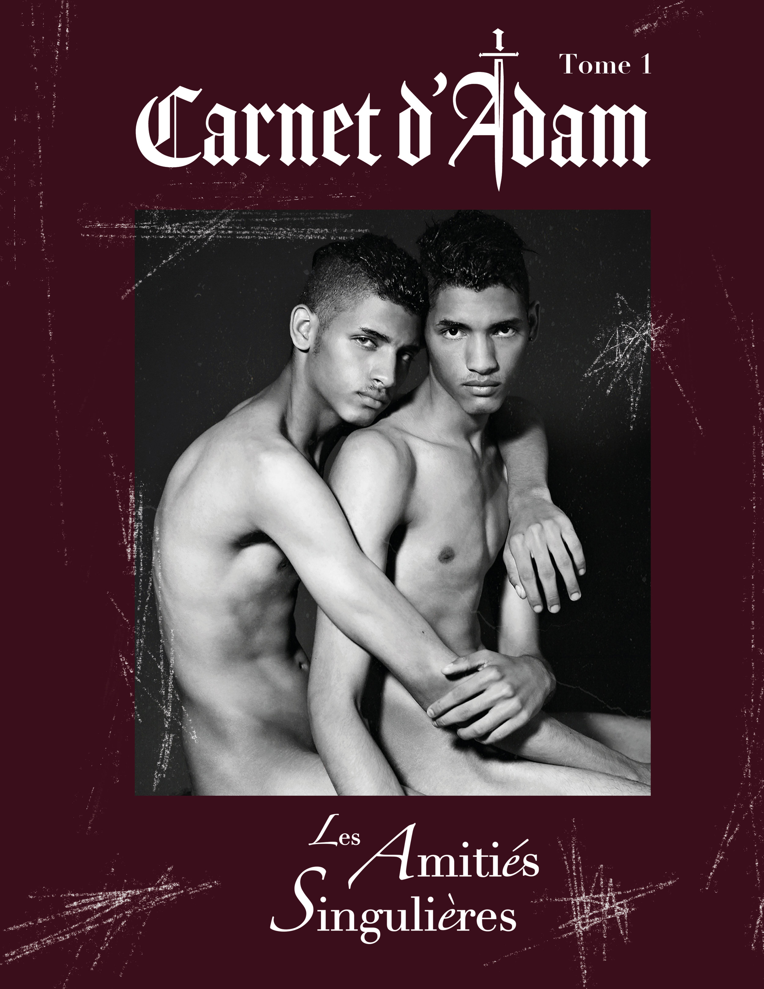 Cover_CARNET D'ADAM FANZINE - Tome 1_v1.jpg