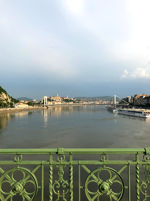 Run Budapest - The Danube
