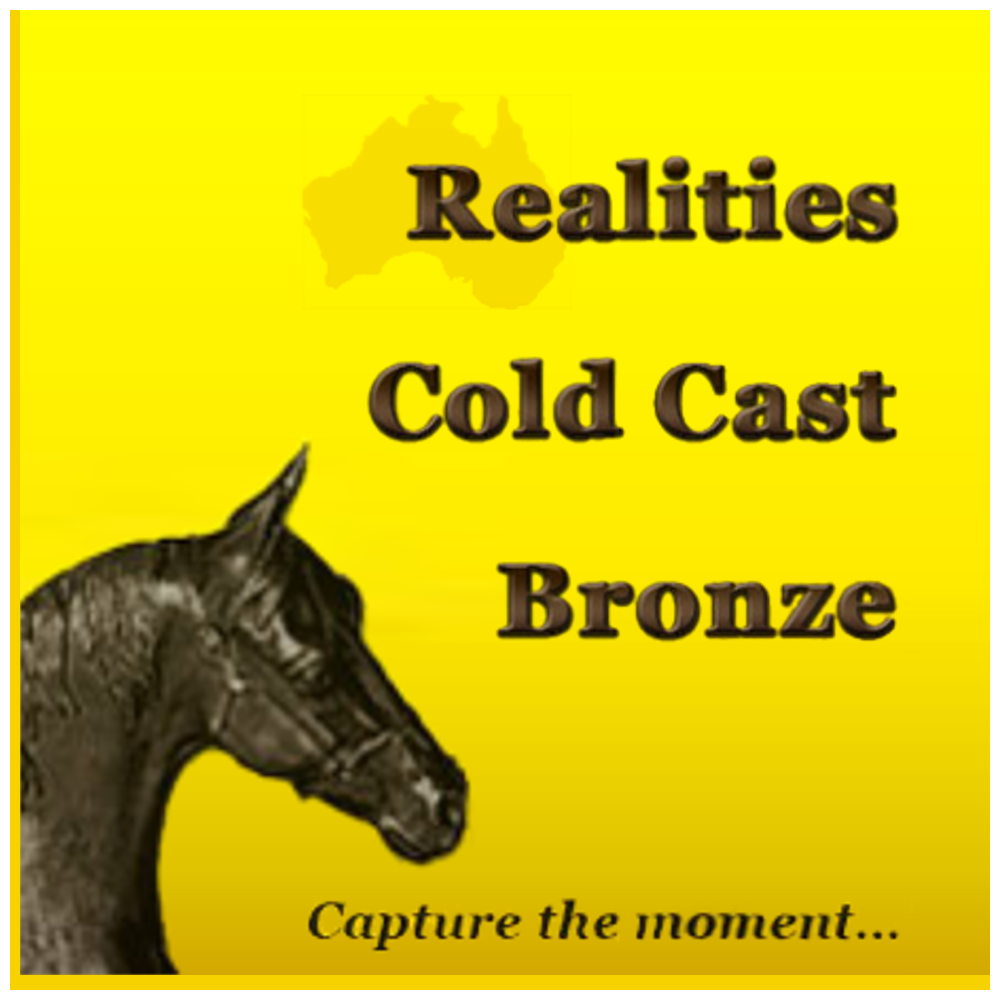 Realities Cold Cast Bronze