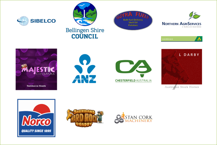 Sponsors - there's no show Without our sponsors: please support them