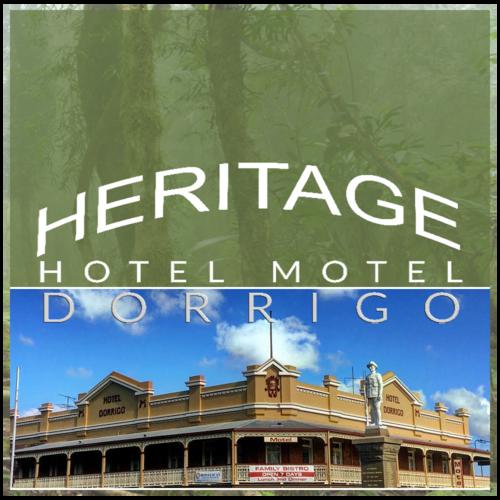 Heritage Hotel Dorrigo