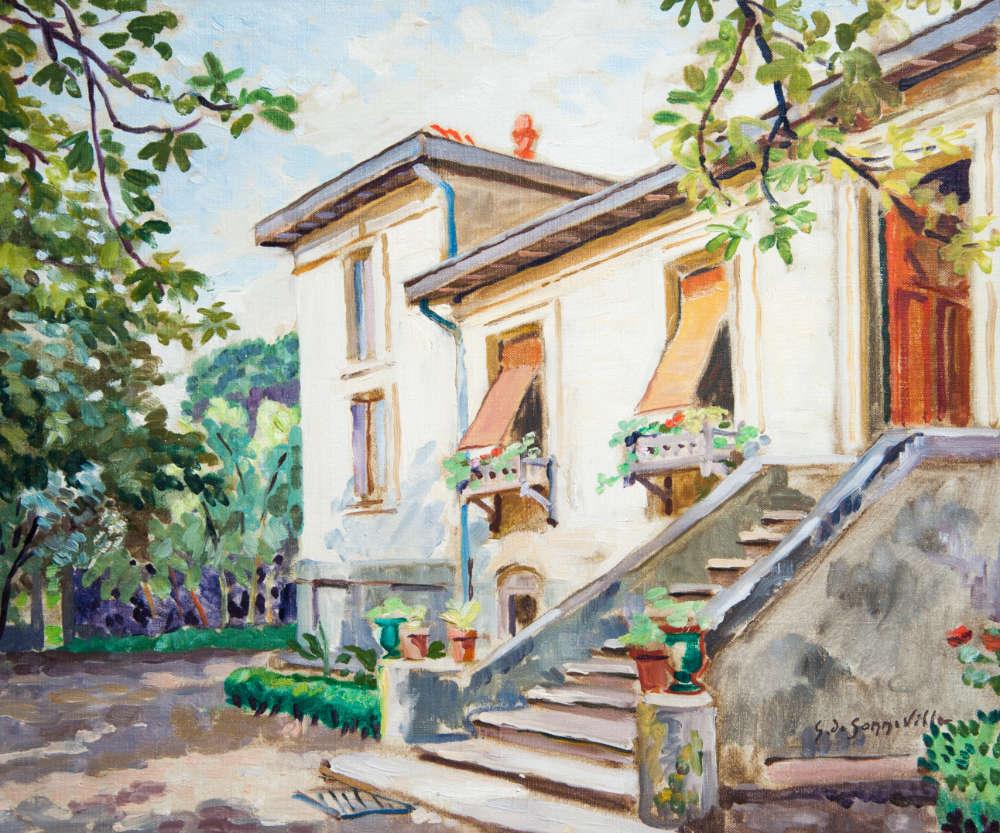 La maison de Martillac