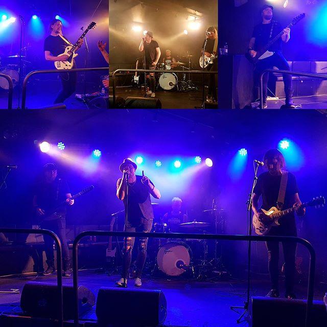 Was a great night in @henryspubkpo  playing at the afterparty for @kuopiorock !! 💪  #henryspubkuopio  #stoneblueelectric #samiosala #patrikeriksson #jussiturunen #jaakkojakku  #afterparty #yeah Pic by @satuvartsu