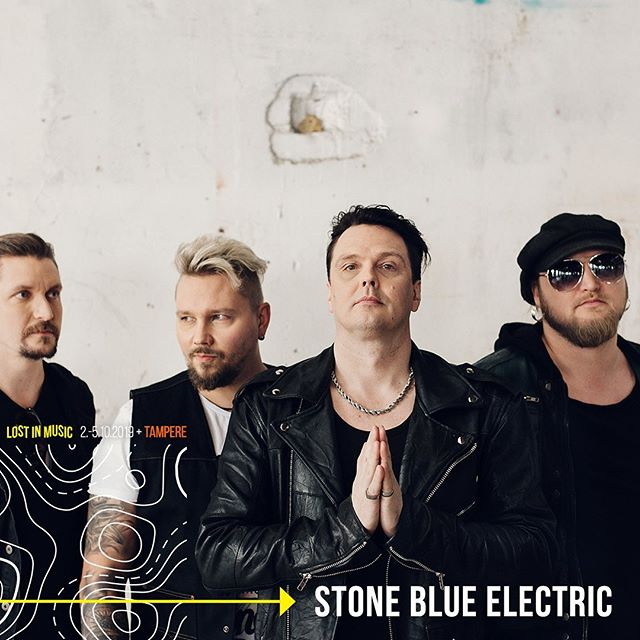 Hi!  Come to check us out in @limfest  Tampere!!🔥🔥🔥 Tickets:  https://www.tiketti.fi  #stoneblueelectric #lostinmusic #limfest #tampere