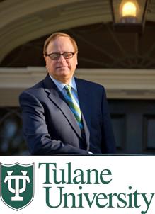 JAMES STOFAN Vice President for Alumni Relations, Tulane University
