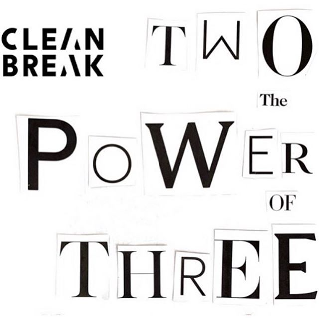 TOP PICK 'Two the Power of Three' from the utterly gorgeous @theatrehandmade 💫💫💫 Thurs 6th & Sat 8th 7.30pm @cleanbrk  #theatre #fringe #newwriting #tickets #women #actor #director #play @georgieoulton @allegramarland