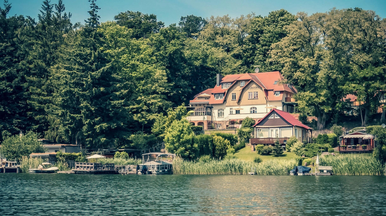 Blick vom Schwarzen See