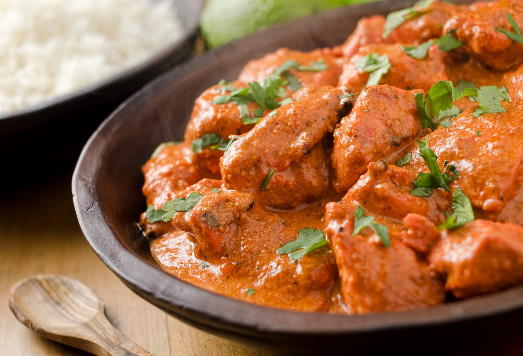 Indian basic curry sauces -